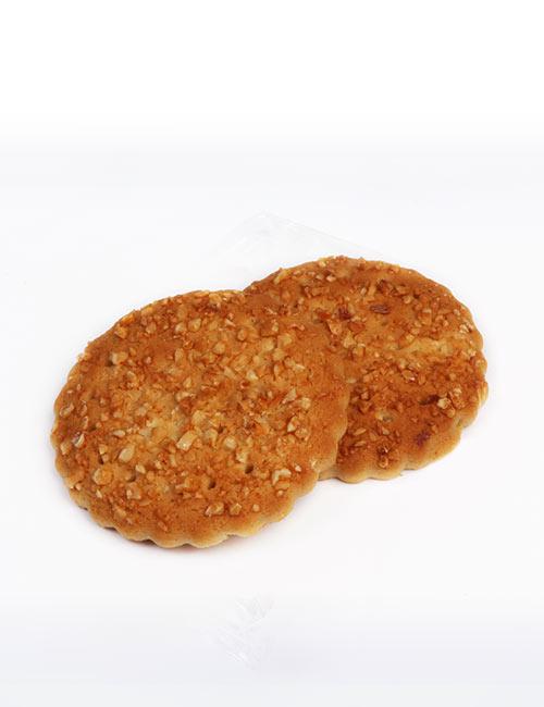 Печенье сахарное «Русский десерт» с арахисом