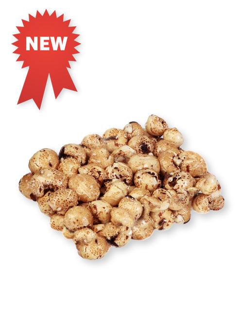 Воздушные зерна кукурузы в карамельном сиропе